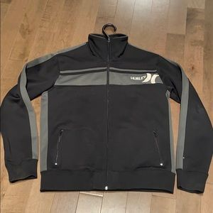 Hurley Zip Up - Men's M